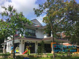 Công trình của lưới chống muỗi villa Thảo Nguyên Sài Gòn quận 9