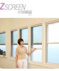 Cửa lưới chống muỗi SEIKI cửa sổ tự cuốn EZ Screen (Lock & Roll Screen)
