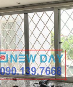 Cửa sổ xếp có ray Newday NDWO-02
