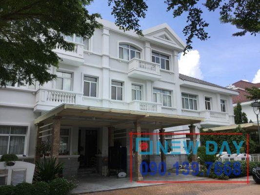 Thi công cửa lưới chống muỗi cho biệt thự anh Hiền Chateau Phú Mỹ Hưng Quận 7
